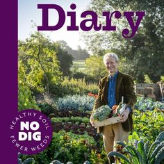 Charles Dowding's Vegetable Garden Diary - No Dig Organic Gardening Vegetable Garden For Beginners, Home Vegetable Garden, Gardening For Beginners, Gardening Tips, Gardening Books, Garden Boxes, Garden Planters, Garden Ideas, Chelsea