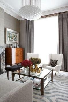 Элегантная гостиная