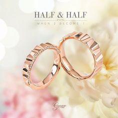 Half & Half | 結婚指環訂製專門店 (@halfnhalfhk) | Instagram photos and videos