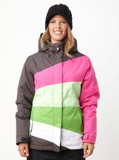 Kayla Insulated Jacket by Roxy, $140.00