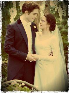 Edward & Bella bliss #BreakingDawn #Twilight #Robsten