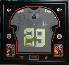 eric berry pro bowl jersey
