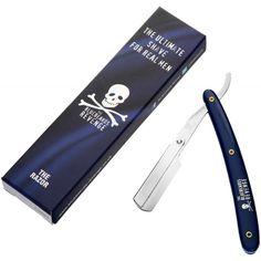 Buy The Bluebeards Revenge Cut Throat Razor from The English Shaving Company. Extensive range of Straight Razors & Shavettes from premium brands. Shop now! Best Straight Razor, Straight Razor Shaving, Shaving Razor, Shaving Cut, Shaving Tips, Shaving Products, Shaving & Grooming, Men's Grooming, Beard Razor