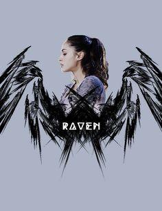 Raven Reyes || The 100 || Lindsey Morgan