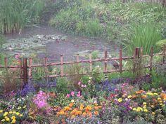 モネ・睡蓮の池