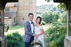 Hannah and Pip's Sunny Summer Handmade Tipi Wedding by Poppy K Photography - Boho Weddin...