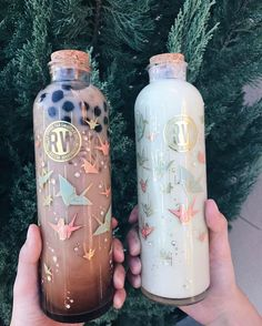 Geoffrey Guintu Came back for the cute bottles! Had to get the black mi… Geoffrey Guintu Came back for the cute bottles! Had to get the black milk tea for myself and an avocado smoothie for Fun Drinks, Yummy Drinks, Yummy Food, Beverages, Healthy Drinks, Avocado Smoothie, Bubble Tea Supplies, Cute Water Bottles, Think Food