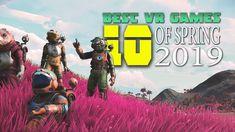 10 BEST VR GAMES OF SPRING 2019 Virtual Reality Games, Vr Games, Spring, Comic Books, Comics, Kisses, Cartoons, Cartoons, Comic