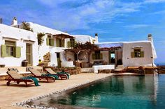 GREEK ISLAND'S YARD