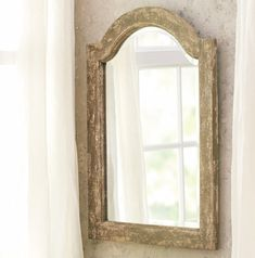 Auxerre Wall Mirror