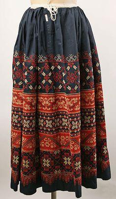 Russian Ensemble - skirt
