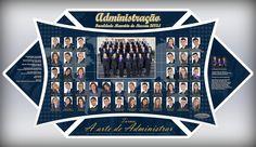 Placa de formatura Administração FMN 2013.1
