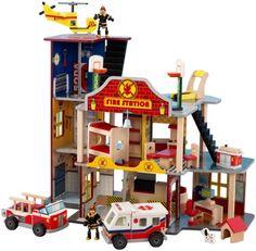 Kidkraft Deluxe Fire Rescue Set KidKraft http://www.amazon.com/dp/B001BWY2JQ/ref=cm_sw_r_pi_dp_dxRXtb1JYCD6T7BC