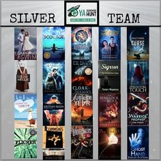 "The YASH scavenger hunt is going on now! Check out the other authors on the silver team the entire first chapter of ""The Wendigo Witchling"" is hidden on one of their sites!  http://ift.tt/1VStv4t"