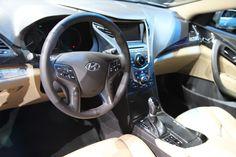Hyundai Azera 2012 interior http://keyhyundai.com/new/Hyundai/Azera/Jacksonville-FL