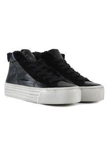 Trampki BRONX za kostkę, czarne Sneakers, Shoes, Fashion, Tennis, Moda, Slippers, Zapatos, Shoes Outlet, Fashion Styles