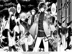 Shuuen no Elysion 1: Fate of Blue at MangaFox.me