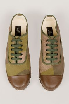 Nigel Cabourn...I'm not sure why, but I kinda like these.