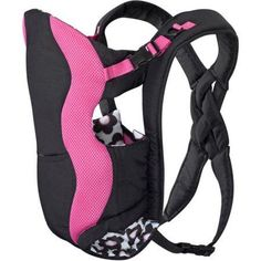 Shop for Evenflo Marianna Breathable Soft Carrier. Get free delivery On EVERYTHING* Overstock - Your Online Baby Gear Destination! Evenflo Baby Carrier, Baddie, Grey Chevron, Back Strap, Cool Baby Stuff, Kid Stuff, Shoulder Pads, Shoulder Straps, Baby Accessories