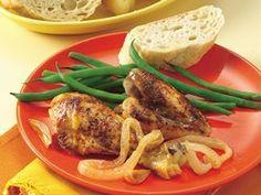 Slow Cooker Twenty-Garlic Chicken Dinner