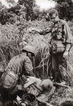 Jean-Claude Sauer - Vietnam - Noviembre, 1965