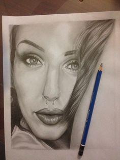Ritratto a matita