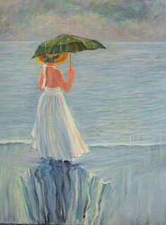 Pinturas Impresionistas De September McGee