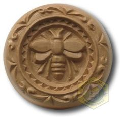 They have a whole bunch of different molds, but this is my favorite. It might have to do with my name and heraldry!