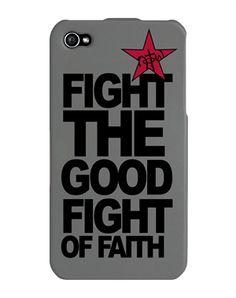 Jesus iPhone cases                                 NOTW FTGF iPhone 4/4S Full CasePhone Cases