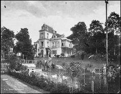 ( 1906 ) - CHÁCARA DA DONA VERIDIANA - Higienópolis - SP Localizada na Av. Higienópolis, n.º 18. Foi construída em 1894, segundo projeto realizado na França. A execução coube ao engenheiro Luiz Liberal Pinto. Atualmente é sede do Clube São Paulo.