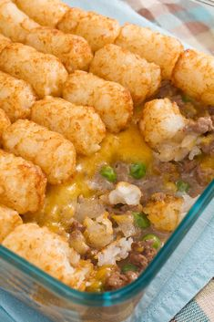 Ground Beef and Tator Tot Casserole | BuzzFeed Community Post: 21 HOT & STEAMY Casserole Recipes To Try In 2015!