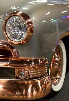Slick - copper details