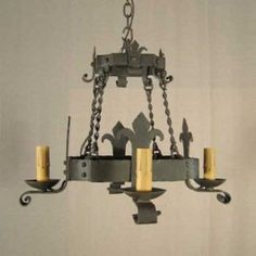 Spanish Chandelier, small