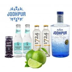 Comprar cesta gin tonic GINEBRA FIFTY POUNDS