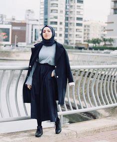 Hijab Moda, Hijab Chic, Hijab Fashion, Vintage Fashion, Womens Fashion, Model, Outfits, Bb, Dresses