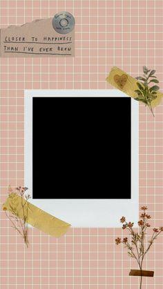 on Iphone hintergrundbild in 2020 Polaroid Picture Frame, Polaroid Pictures, Picture Templates, Photo Collage Template, Collage Photo, Collage Ideas, Creative Instagram Stories, Instagram Story Ideas, Happy Birthday Template