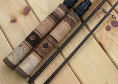 Sage Fraternal Twins - Round II - Rod Building