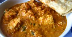 Chicken Tikka Masala...     With turmeric and thinned out with milk.     This was before I added turmeric for color...and thinned it a bit...