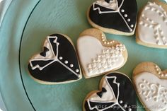 Domestic Bliss: From the Kitchen: Sugar Cookies for Lovebirds