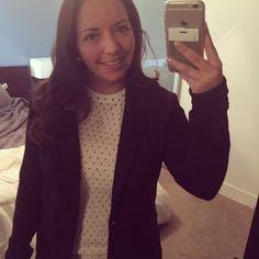Tart jacket, Renee C sweater. Both #stitchfix