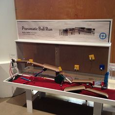 Ball Run Children's Museum, Museum Exhibition, Marble Machine, Rube Goldberg, Science Museum, Minnesota, Display, Instagram, Ideas