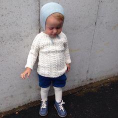 «#snoningstrøje #guttestrikkeboka»