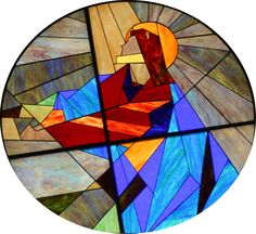 Everything made of Glass Stained Glass Designs, Stained Glass Projects, Stained Glass Patterns, Stained Glass Art, Stained Glass Windows, Mosaic Glass, Window Glass, Mosaic Projects, Mosaic Art