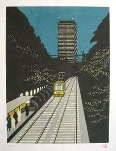 Ray Morimura | train\trolley | 森村 玲[学習院下]