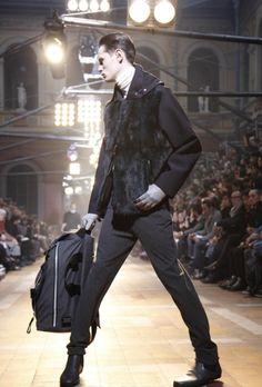 LANVIN #runway #mens #FW13