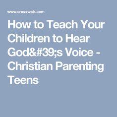 Parenting teens choose faith or