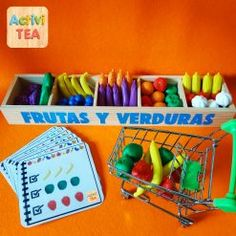 Imprimibles e Ideas! Autism Activities, Montessori Activities, Infant Activities, Busy Boxes, Childhood Education, Plastic Cutting Board, Tea, Learning, Homeschooling