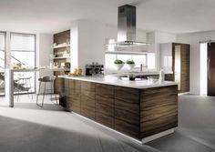 kitchen design minimalist - Buscar con Google