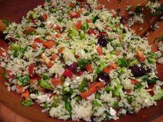 French Rice Salad