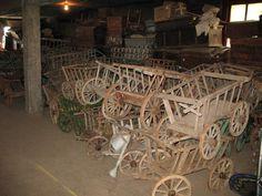 Wagons, wagons, and more wagons!!!